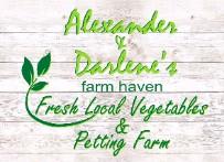 Alexander and Darlene's Farm Haven